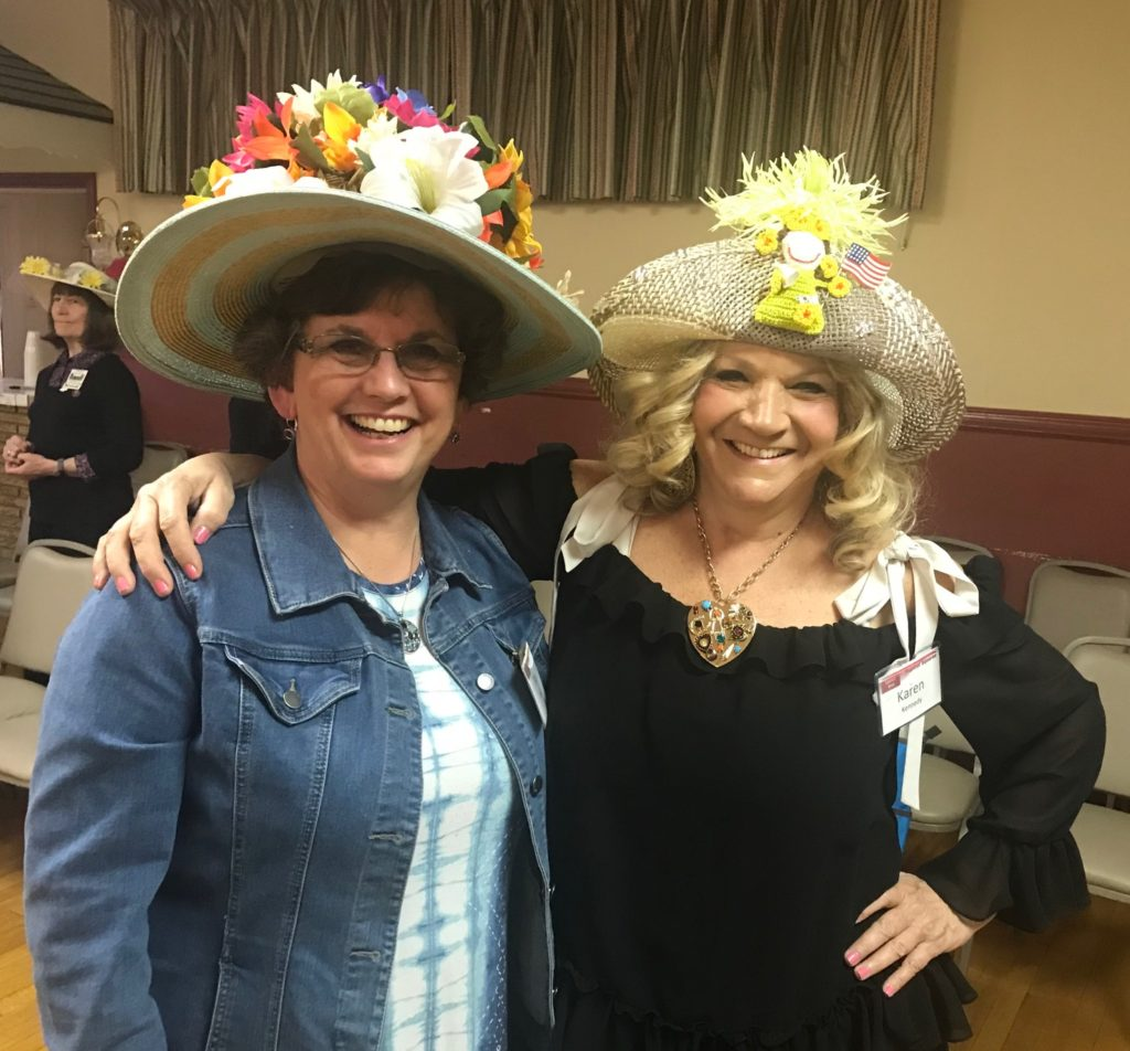 Easter Bonnet Dance