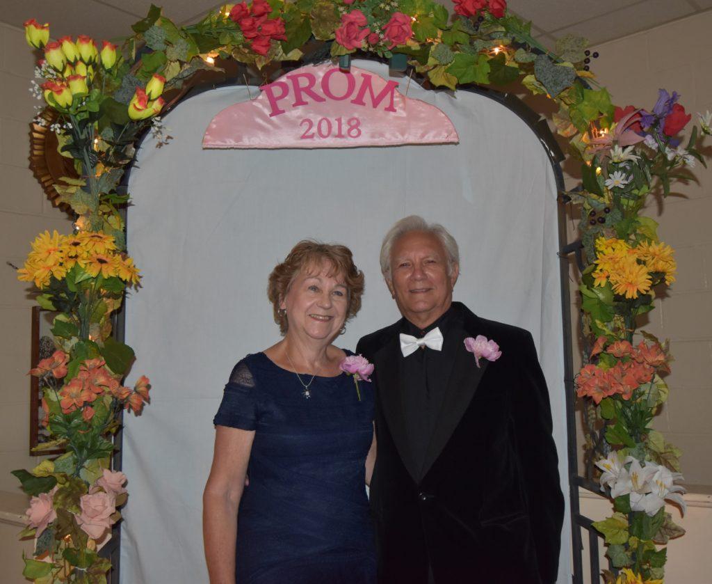 Debbie Harper & Bill Cunningham